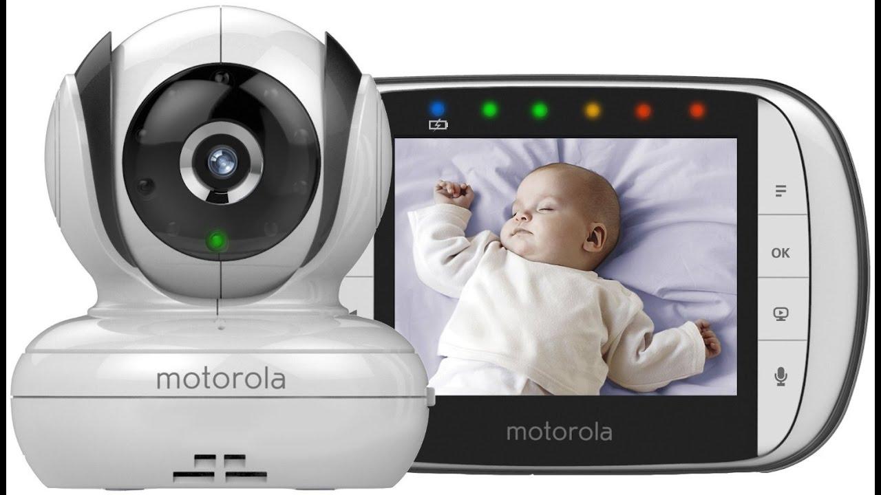 El mejor vigilabebés Motorola