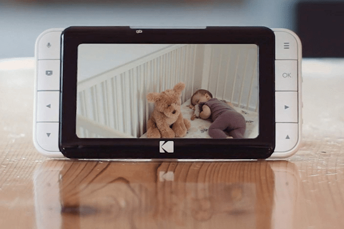 Kodak Vigilabebes con Wifi
